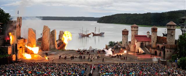 Störtebecker Festspiele Rügen