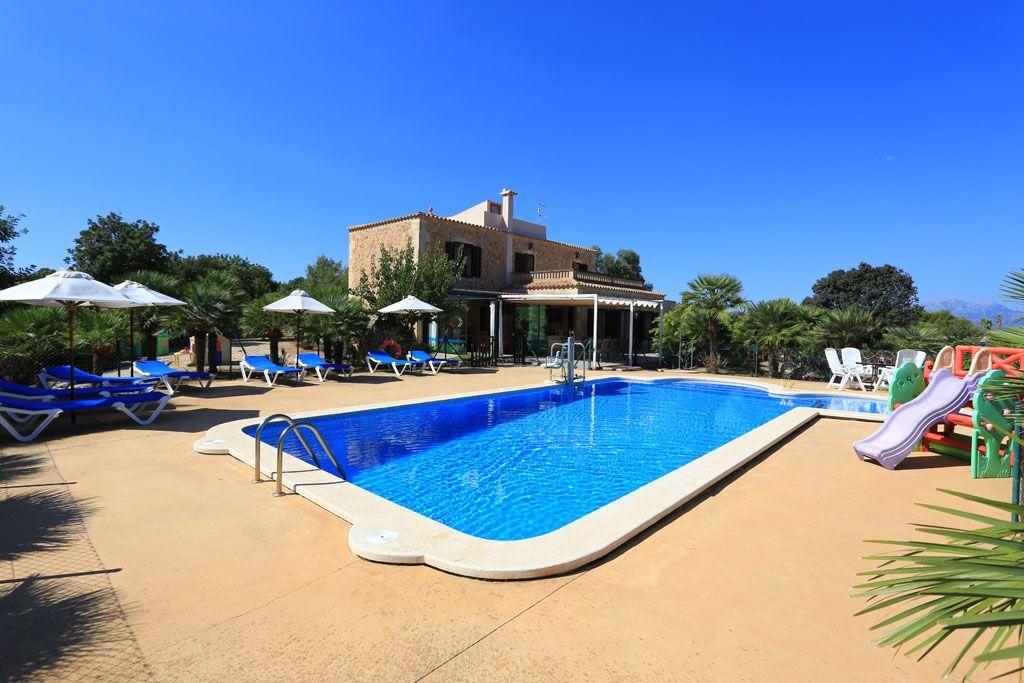 Finca Palmino II Ferienhaus in Spanien