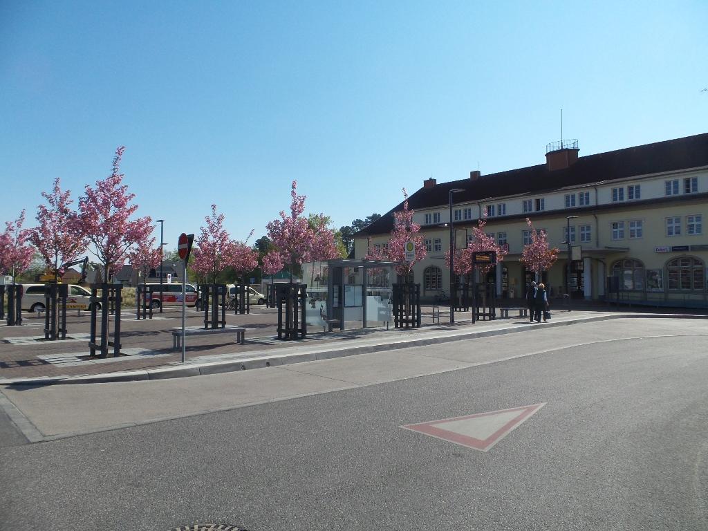 Ostseebad Binz - DB Bahnhof Binz (Großbahnhof Binz)