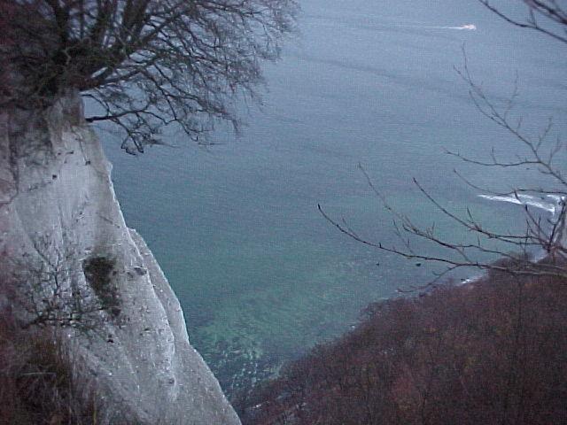 Sassnitz und der Nationalpark Jasmund. - Königstuhl