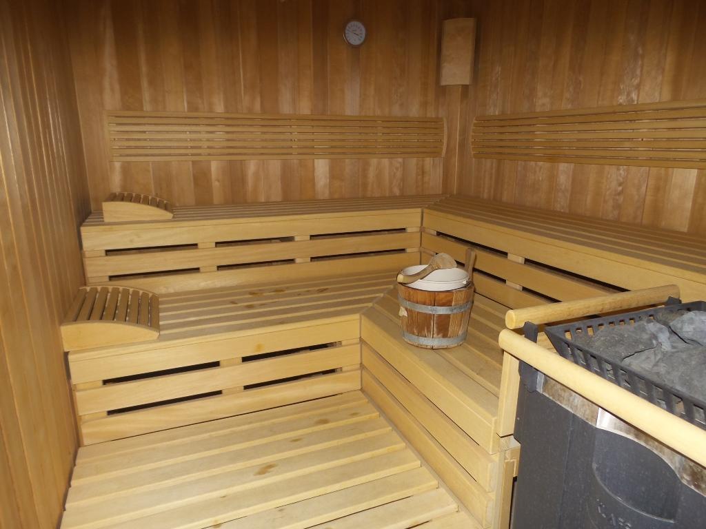 Residenz Bel Vital - Sauna im Haus