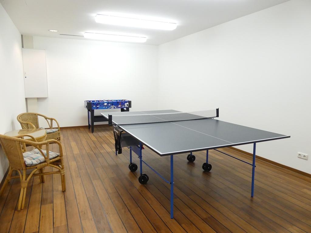 Residenz Bel Vital - Tischtennis und Kicker im Haus
