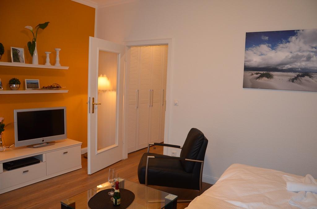 Villa Stranddistel Ferienwohnung