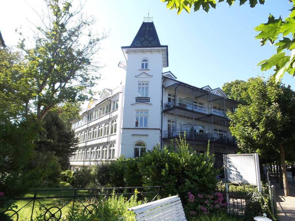 Villa Stranddistel - Ferienwohnung RÜGEN Binz RÜGEN