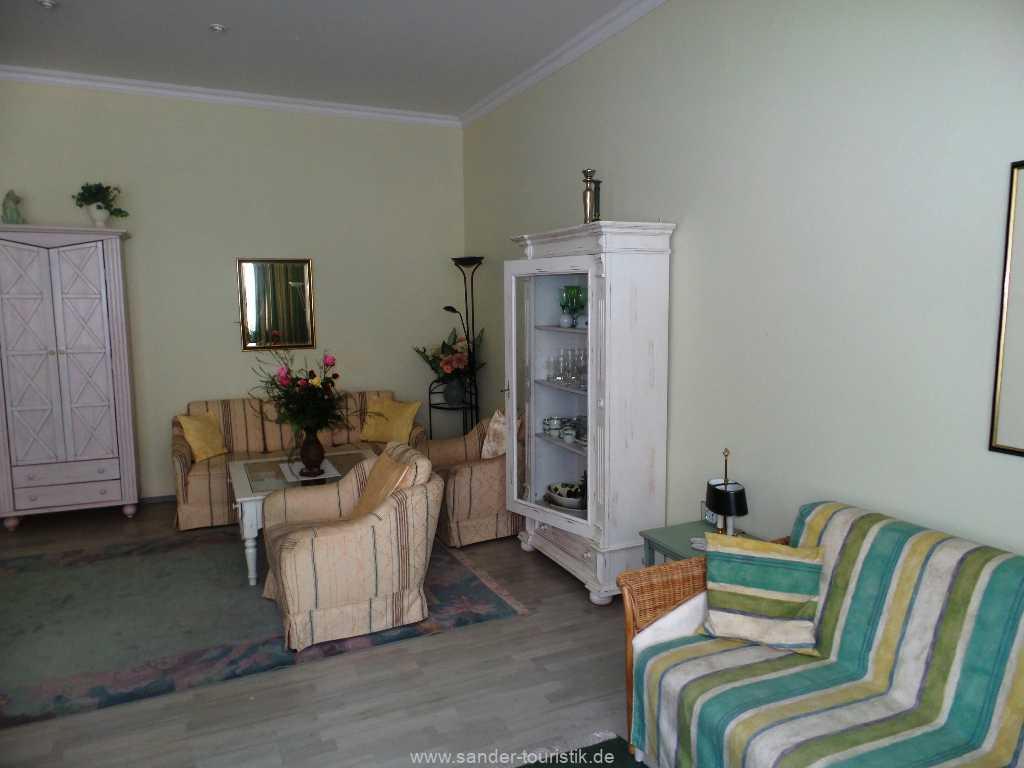 Villa Sirene-Wohnbereich