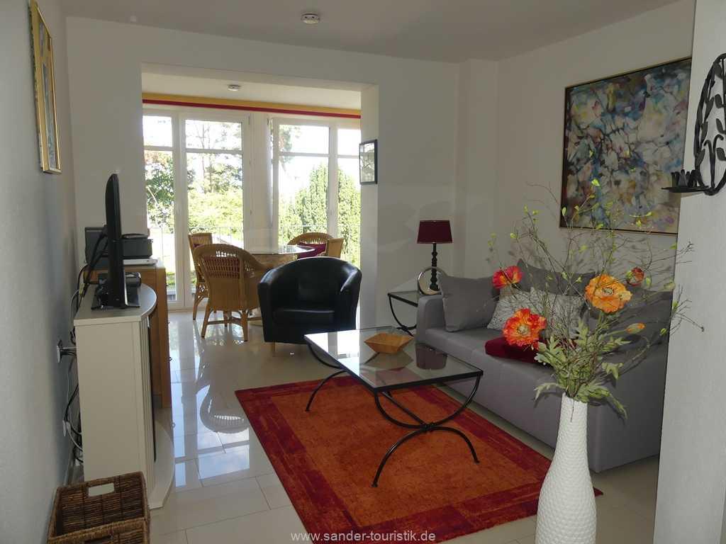 Villa Freia - Meeresgold - Ferienwohnung RÜGEN Binz RÜGEN