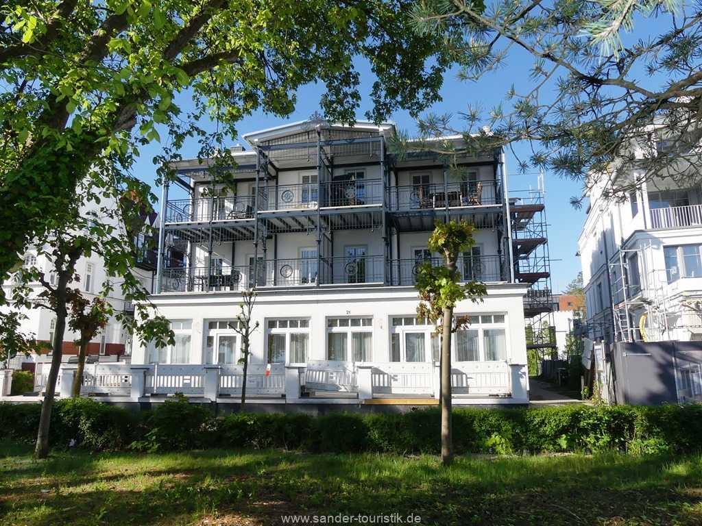 Villa Strandblick - Ferienwohnung RÜGEN Binz RÜGEN