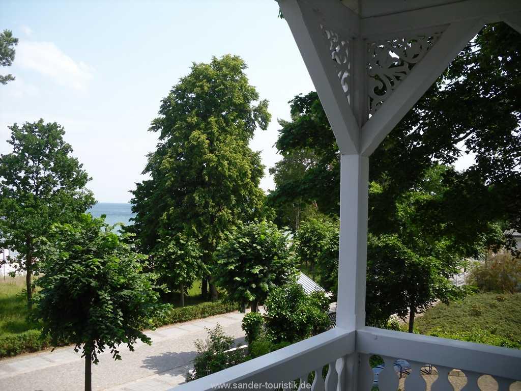Villa Strandburg - Ferienwohnung RÜGEN Binz RÜGEN