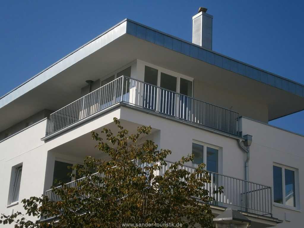 Hausansicht Strandhaus Seeblick, Penthouse