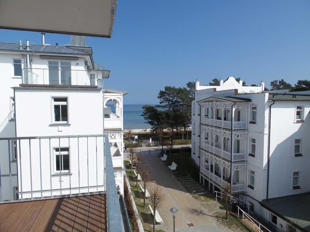 Strandhaus Seeblick - Penthouse RÜGEN Binz RÜGEN