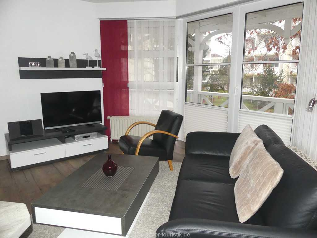 Esstisch mit Stühlen, Strelasund 9, Ostseebad Binz