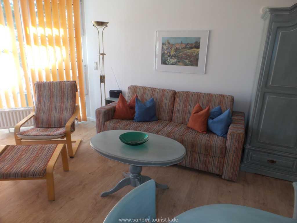Couchgarbitur, Strelasund Wohnung 23