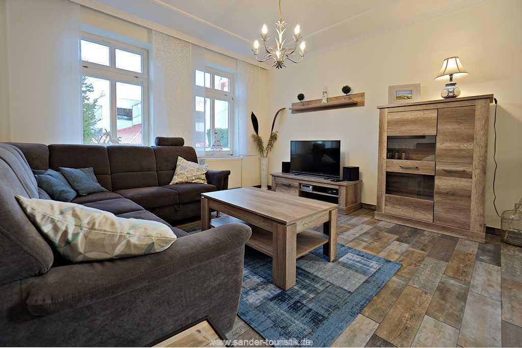 Foto der Wohnung RUG-11-003-01-villa-vergissmeinnicht-binz-wohnzimmer3.JPG