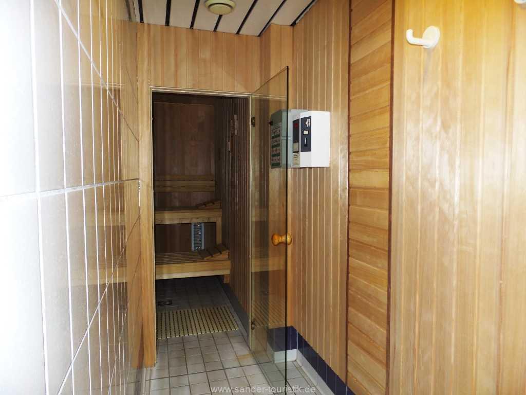eigene Sauna im Haus - a Cappella - Binz