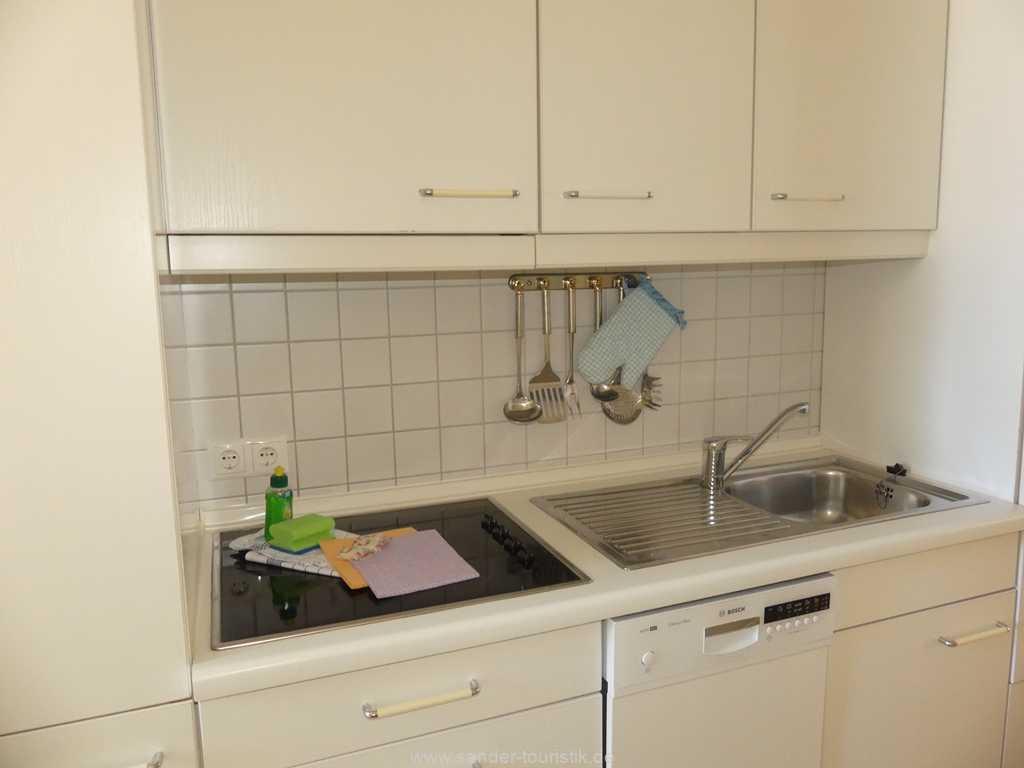 Küche in der LK 2 Liebeskind