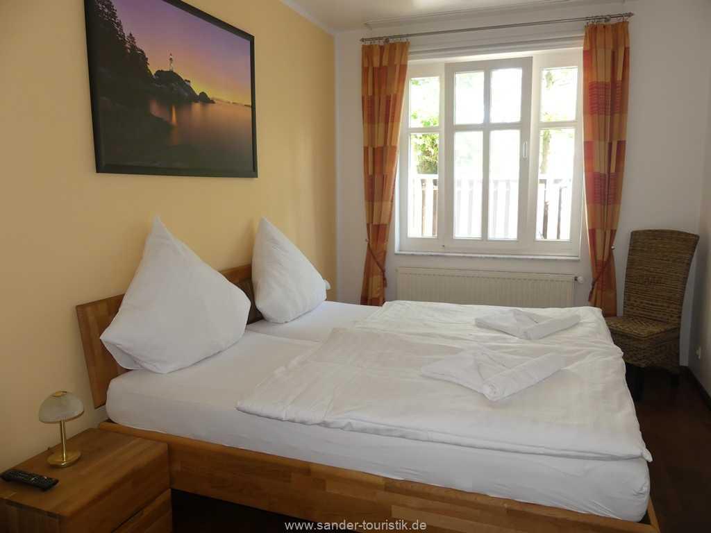 Schlafzimmer, Liebeskind, Binz
