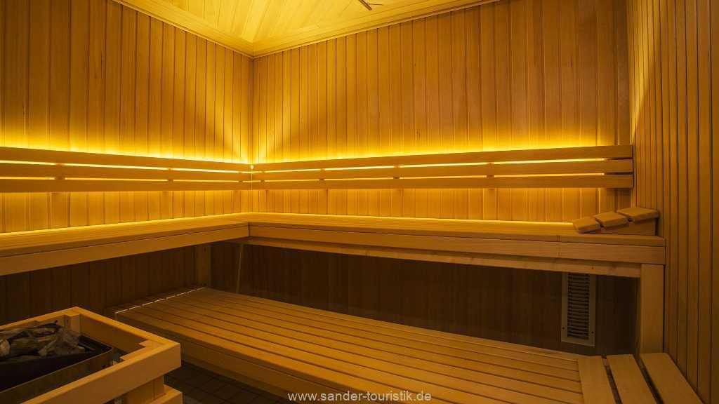 Sauna Haus a cappella
