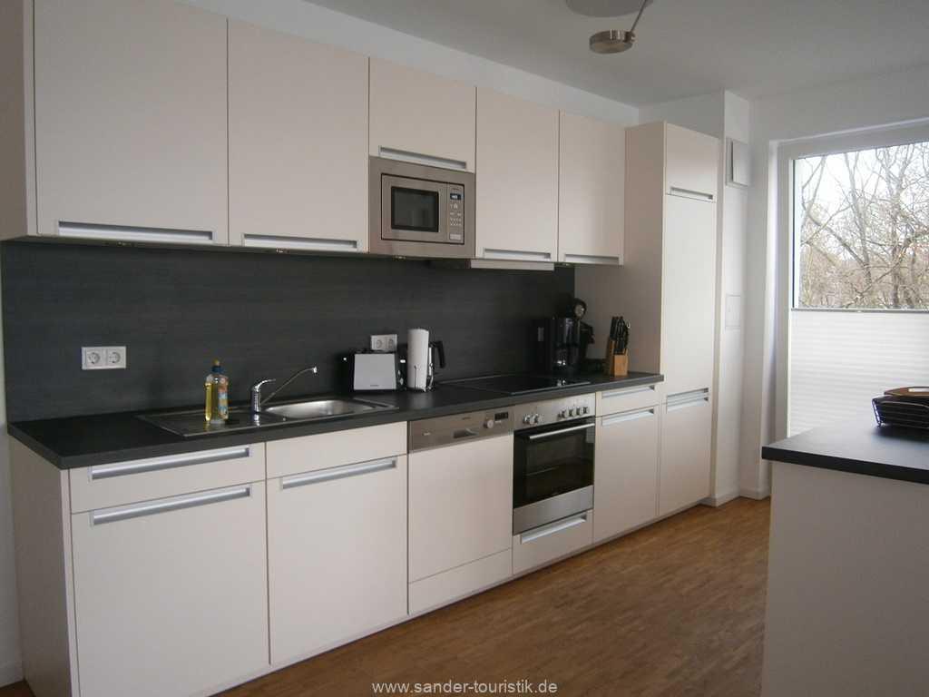 sehr gut ausgestattete Küchenzeile, DünenResort, Ostseebad Binz