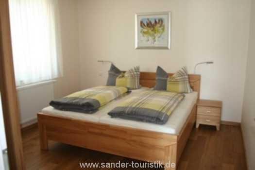 Doppelbett-Schlafzimmer - Binz