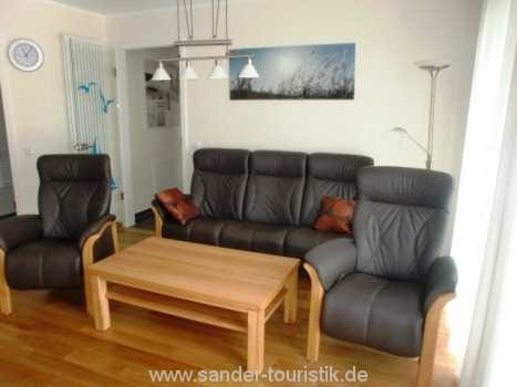 Hochwertige Couch mit Sesseln - Binz - Residenz Margarete