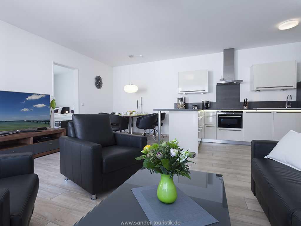 Wohnen - DünenResort - mit schönen und modernen Möbeln