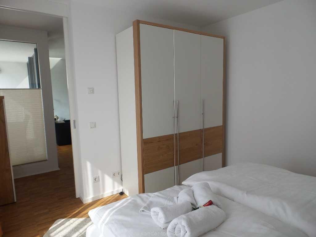 Schlafzimmer - wohnen im DünenResort