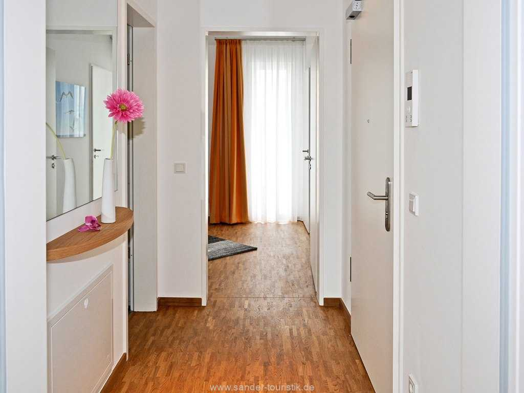 Wohnung DünenResort - Flur- und Eingangsbereich