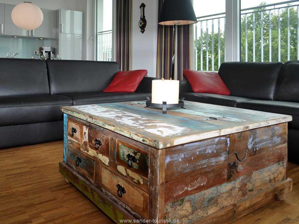 Schickes Design Wohnzimmer Pentouse