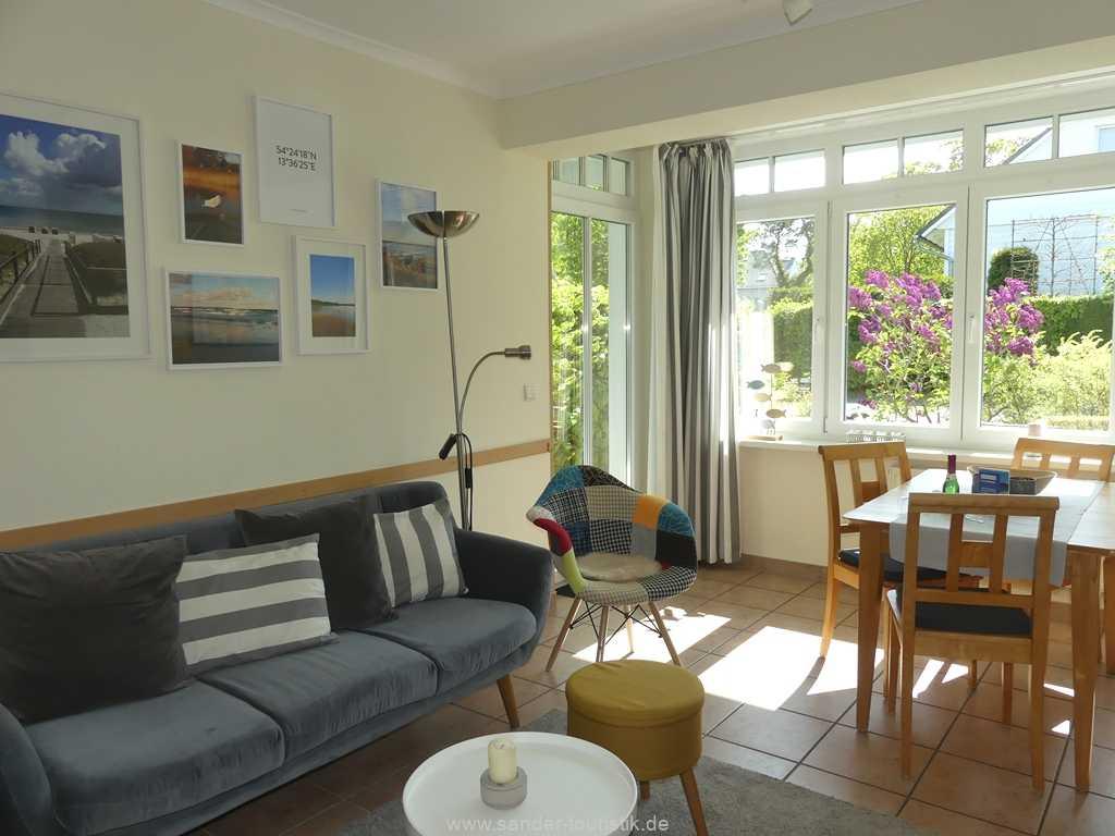Villa Meernixe - Strandperle - Ferienwohnung RÜGEN Binz RÜGEN