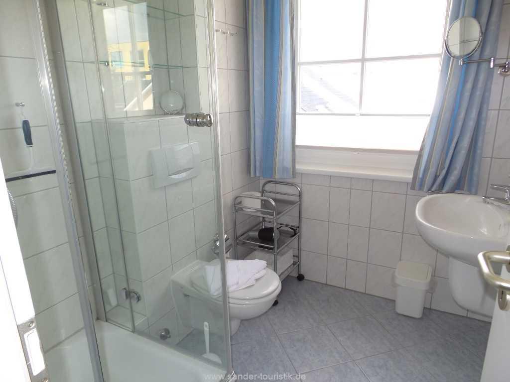 Bad mit Fenster - Binz - Meernixe