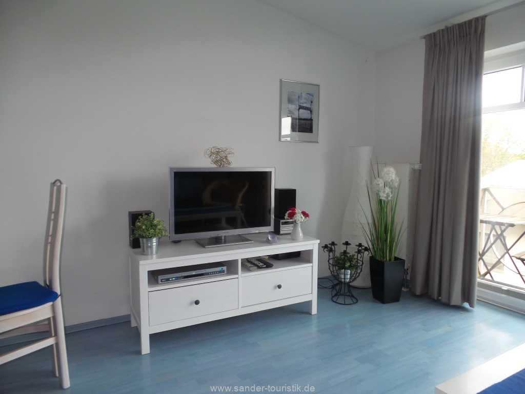 Flachbild-TV, WLAN - Haus Kranich in Binz