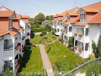 Binzer Sterne Typ A - Ferienwohnung im Appartementhaus RÜGEN Binz RÜGEN