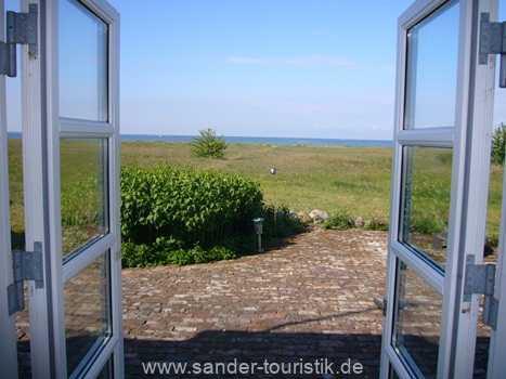 Strandhaus Landsitz Vierjahreszeiten - Ferienhaus RÜGEN Mönchgut RÜGEN