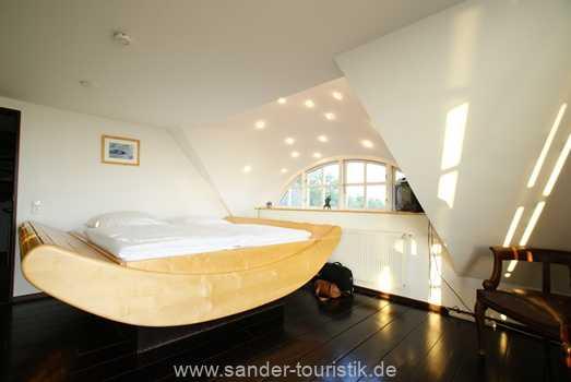 Doppelbettzimmer mit Meerblick zu 3 Seiten