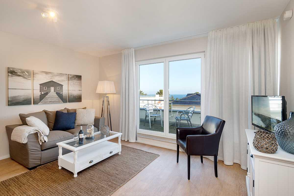 Residenz Bel Vital, Kat.B - Ferienwohnung im Appartementhaus RÜGEN Binz - Residenz Bel Vital RÜGEN