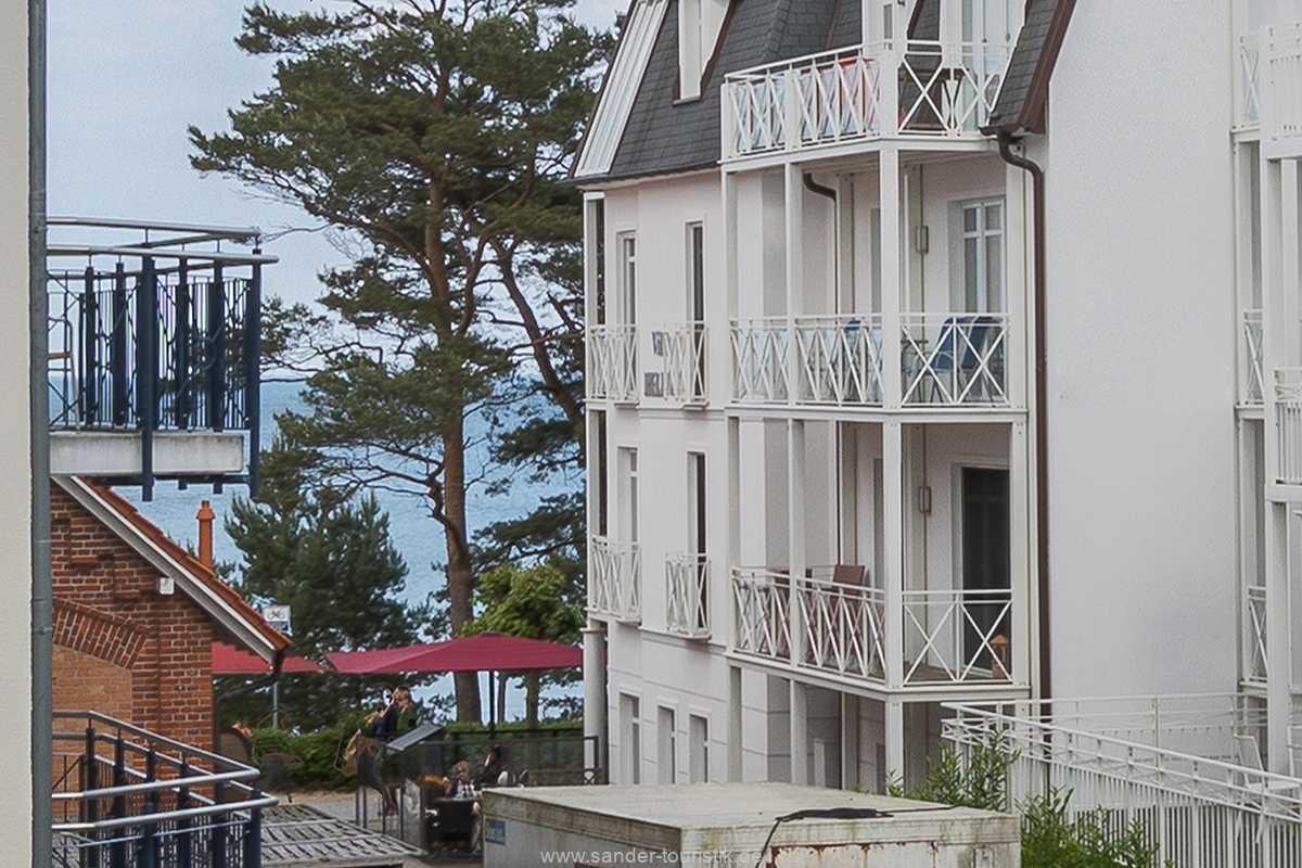 Residenz Bel Vital, Kat.C - Ferienwohnung im Appartementhaus RÜGEN Binz - Residenz Bel Vital RÜGEN
