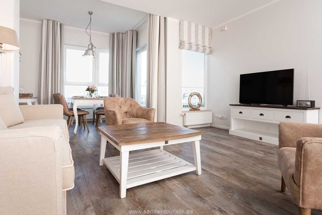 Residenz Bel Vital, Whg. 54 - Ferienwohnung im Appartementhaus RÜGEN Binz - Residenz Bel Vital RÜGEN