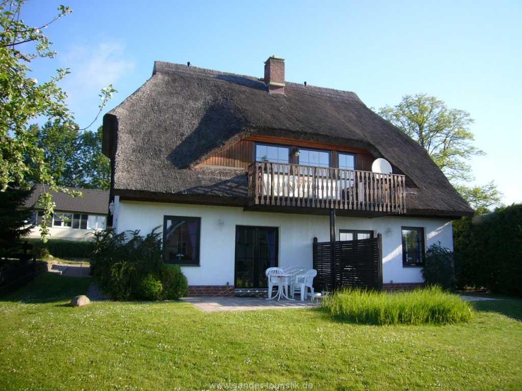 Ferienhaus Möwe - Ferienwohnung RÜGEN Lancken-Granitz (bei Binz) RÜGEN