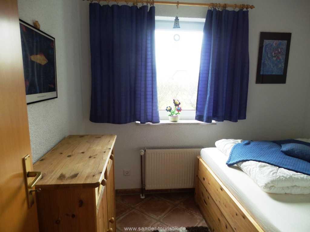 2. Schlafzimmer im Erdgeschoss