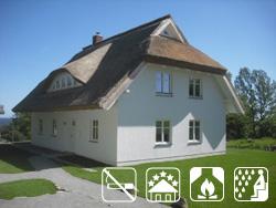 Sander Ferienhaus - Haus der Winde