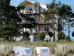 Haus Atlantic in Binz auf Rügen