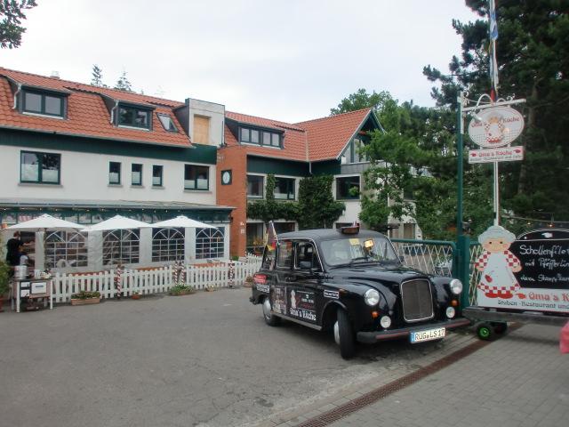 Ferienwohnungen Auf Rügen (Binz) - Essen & Trinken In Binz